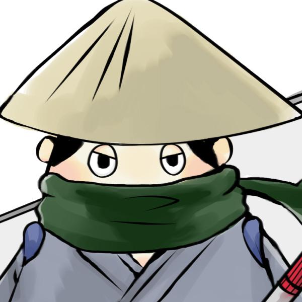 ホワイトボード侍(キリッ)